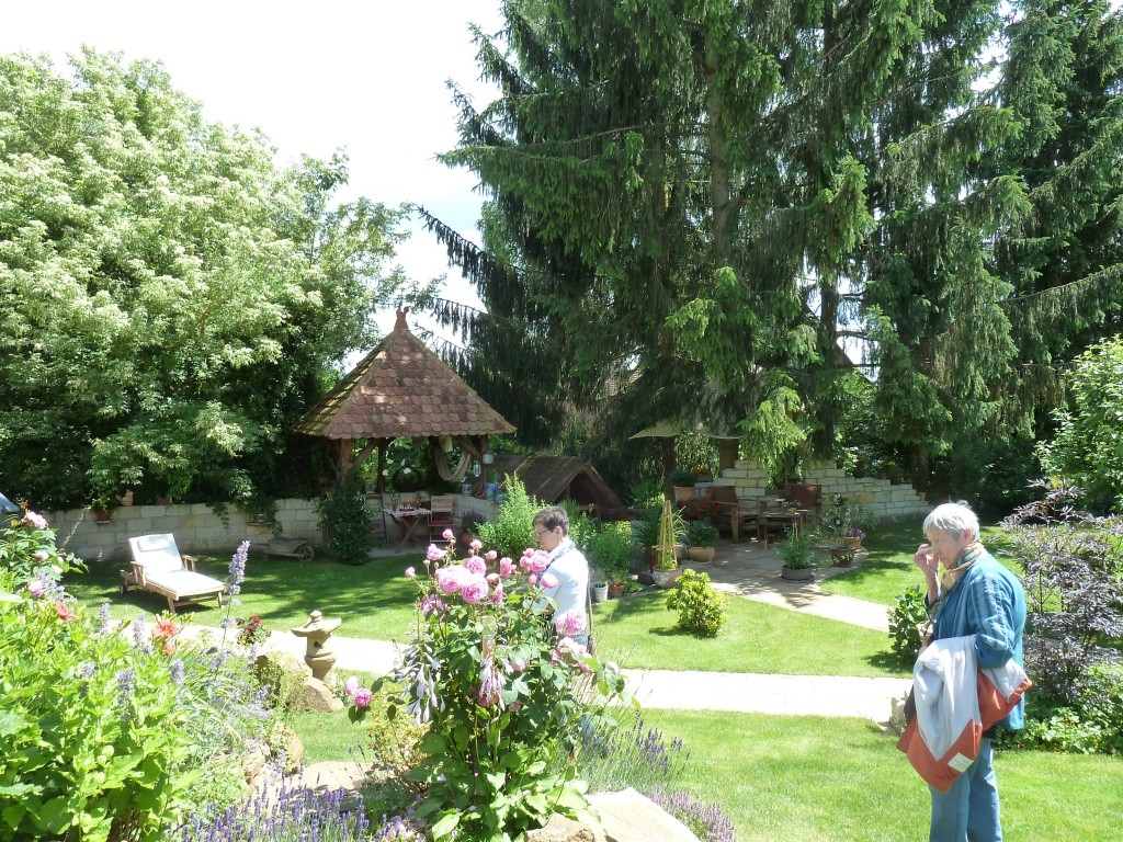 OGV Gartenbesichtigung