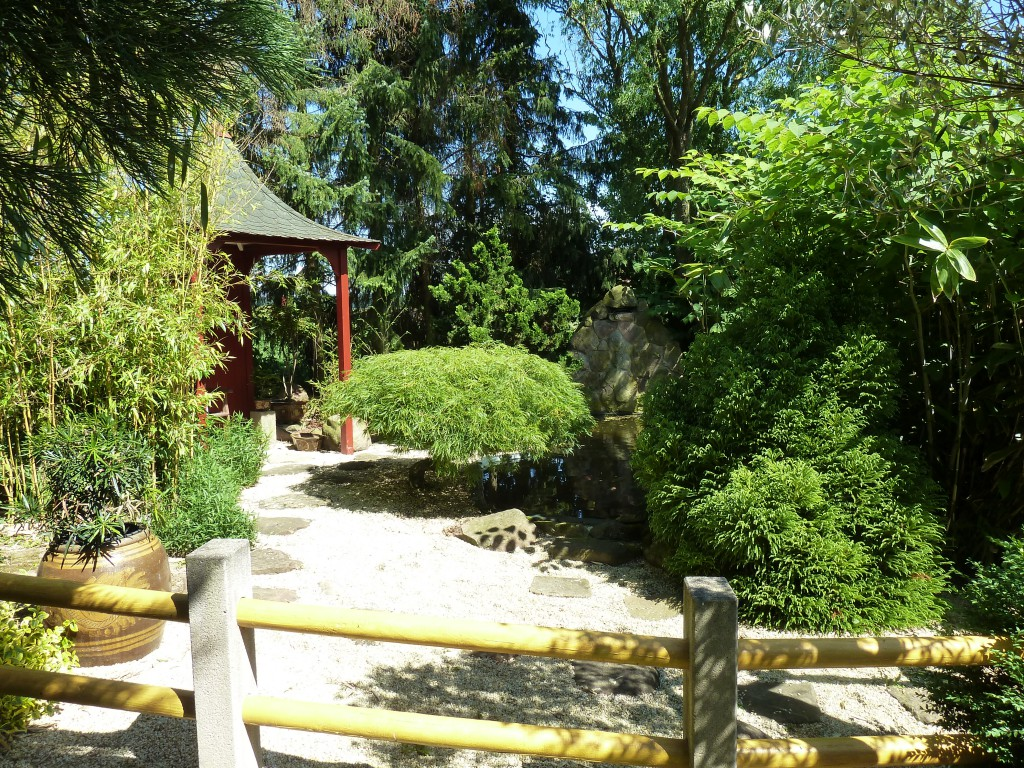 OGV Gartenbesichtigung im Juni